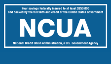 NCUA - Federally Insured by NCUA